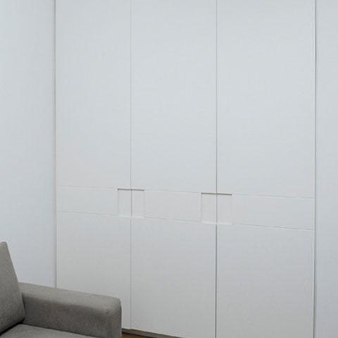 ארון קיר 3 דלתות