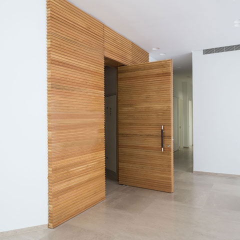 דלת חיצונית 7