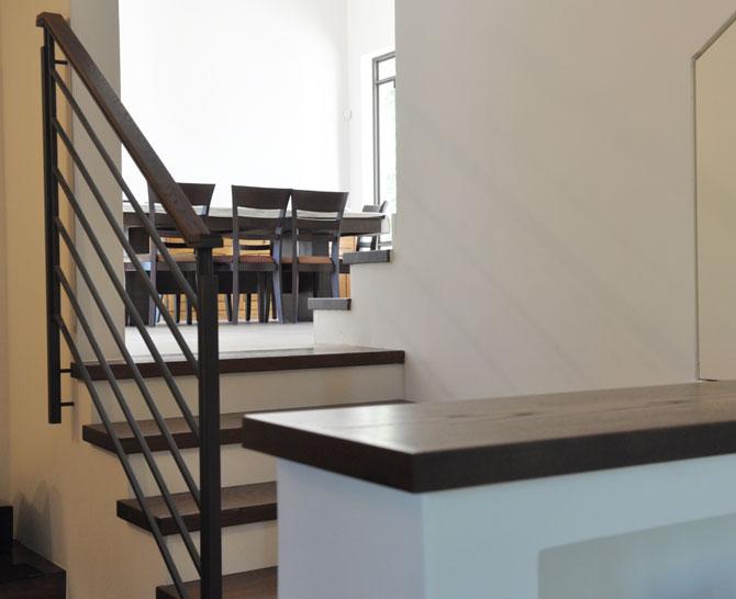 מעקות ומדרגות 1